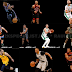 NBA 2K21 10 Players Updated Full Body Portraits V3.30 by raul77
