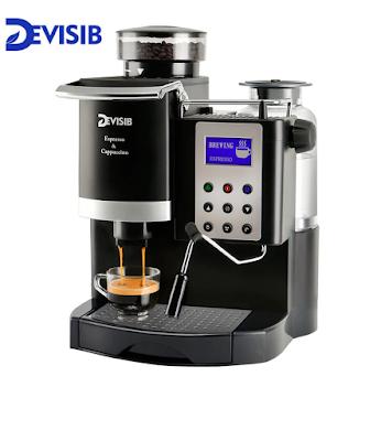 DEVISIB DM-038 Automatic Espresso Coffee Machine