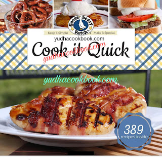 Home cooking ebook, COOK IT QUICK - KEEP IT SIMPLE MAKE IT SPECIAL