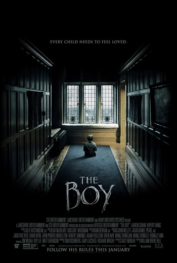 The Boy 2016 English Movie Download