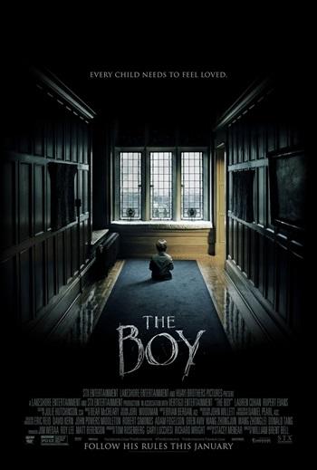 The Boy 2016 English Movie Download