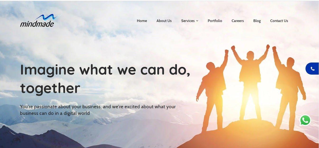Mindmade - Digital Marketing Company