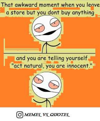 Shoping meme