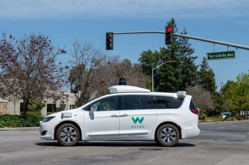 Waymo pauses the test for fear of electoral chaos