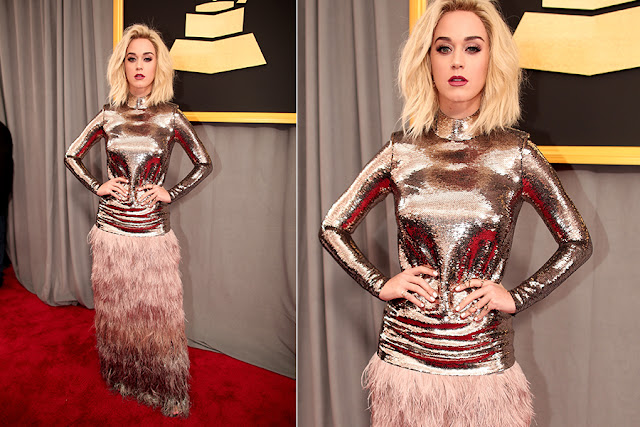 Top 5 dos looks do grammy's 2017
