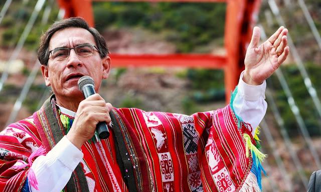 El 2020 será el Año de la Universalización de la Salud, anuncia presidente Martín Vizcarra