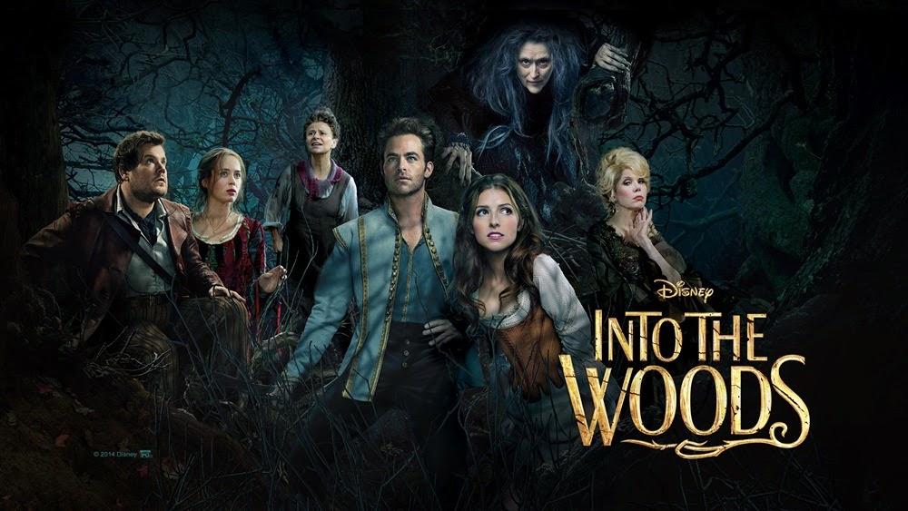 Desember Semua Dongeng Ada Dalam 1 Film Semacam Review Into The Woods 2014