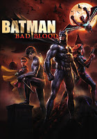 Batman: Bad Blood 2016 English 720p BluRay