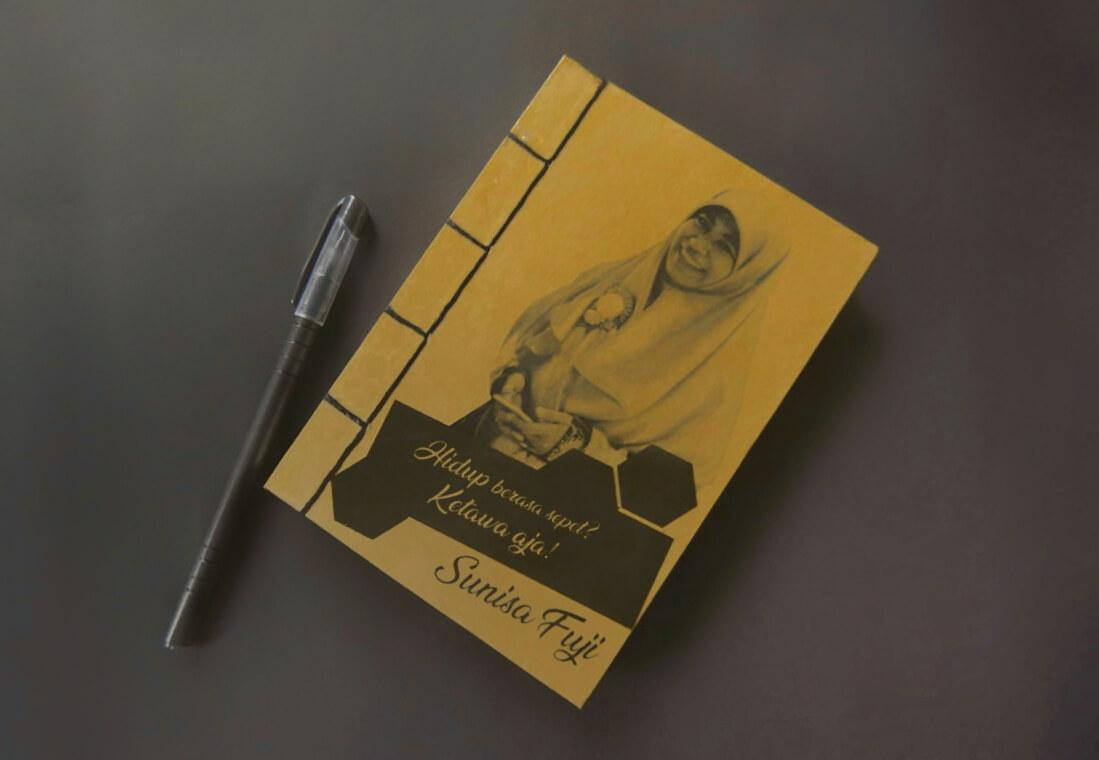 Notebook Handmade Sunisa Fuji
