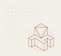 Dibujar las vistas principales de un objeto online