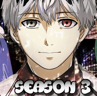 Season 3 of Tokyo ghoul explained