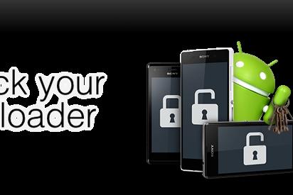 Cara Unlock Bootloader Di Semua Type Smartphone Sony Xperia