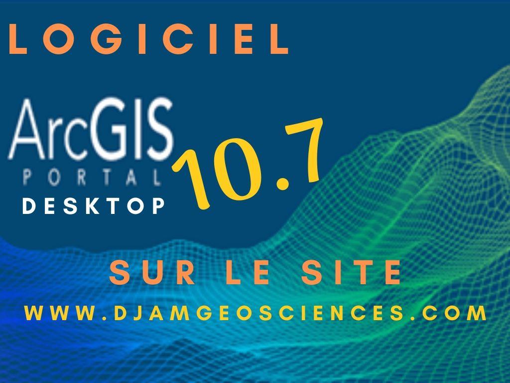 TÉLÉCHARGER LE LOGICIEL ARCGIS DESKTOP 10.7 COMPLET+KEY GRATUIT
