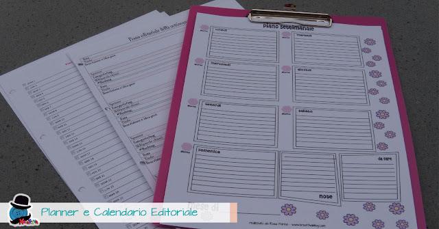Come realizzare un calendario editoriale per il blog