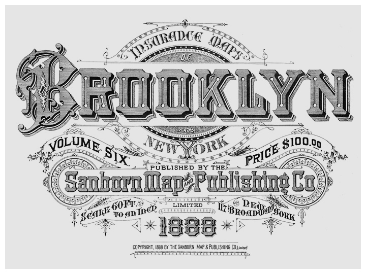 Fascinating Old Typography of