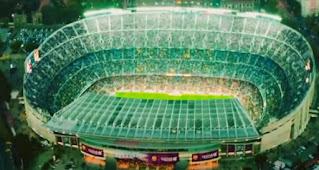 ملعب كرة قدم في دولة ألمانيا