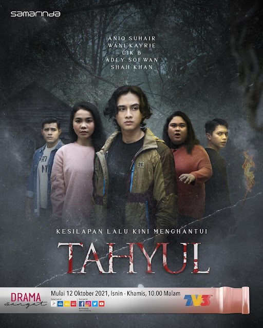 Tonton Drama Seram Tahyul Di TV3 (Slot Samarinda)