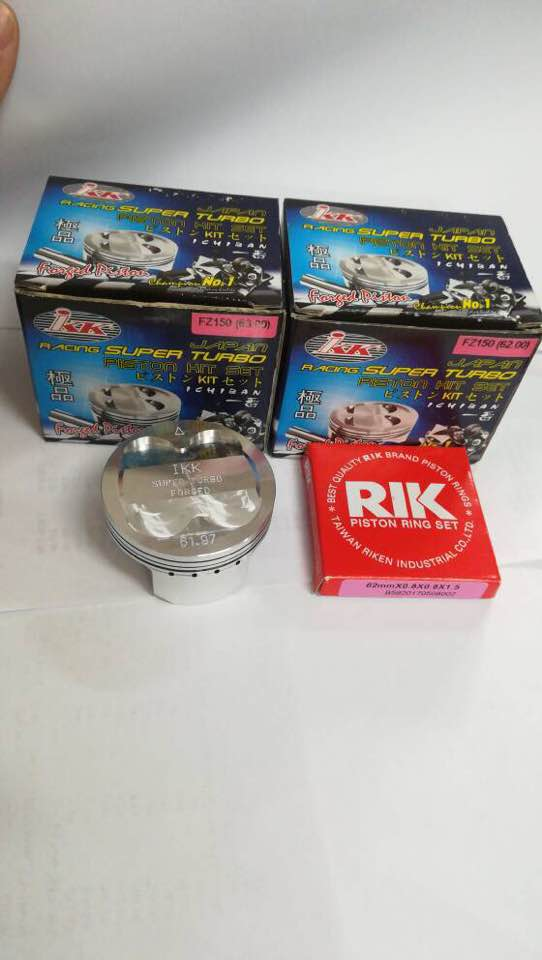 FORGED PISTON FJN IKK RACING KIT RIK LC135 LC150 R15