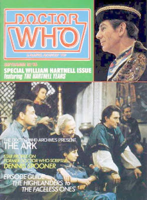 Doctor Who Magazine #56, the Celestial Toymaker