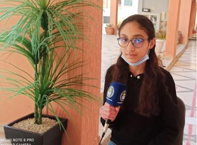 مسابقة الصحافيين الشباب من أجل البيئة صنف الفيديو الصحفي  مدارس اقرا بخريبكة