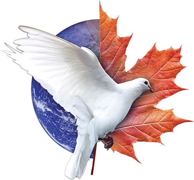 كندا بلد مسالم
