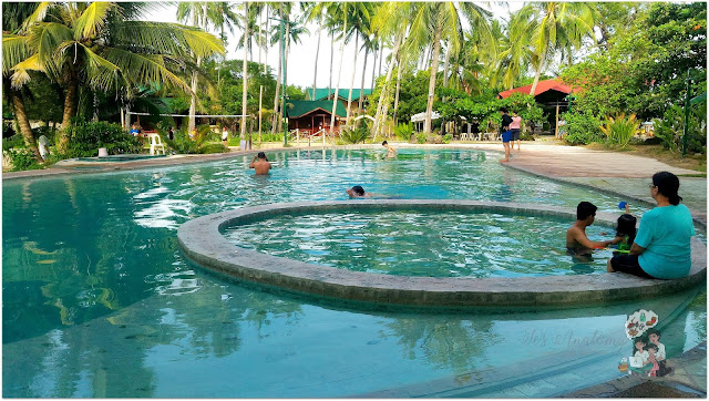 Laiya Coco Grove Resort Pool