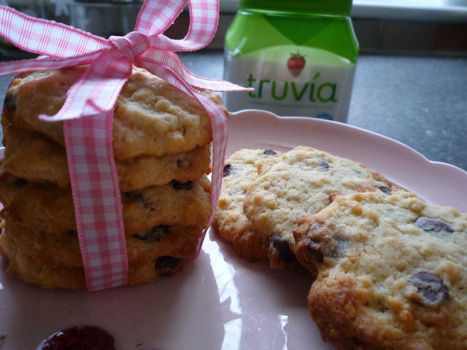 Stevia Cake Recipes Uk: Chocolate Chip Cookies