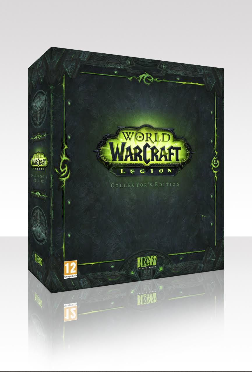 La expansión Legion de World of Warcraft ya está disponible