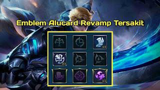 Emblem Alucard revision