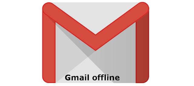 Gmail, Gmail offline,