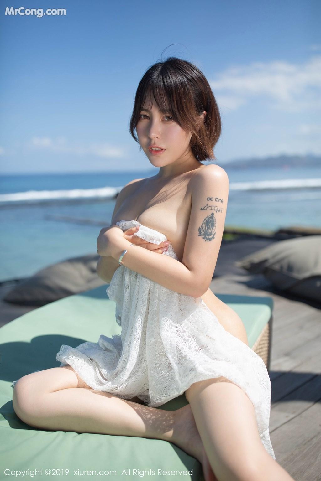Image XIUREN-No.1612-Evelyn-Ai-Li-MrCong.com-004 in post XIUREN No.1612: Evelyn (艾莉) (91 ảnh)