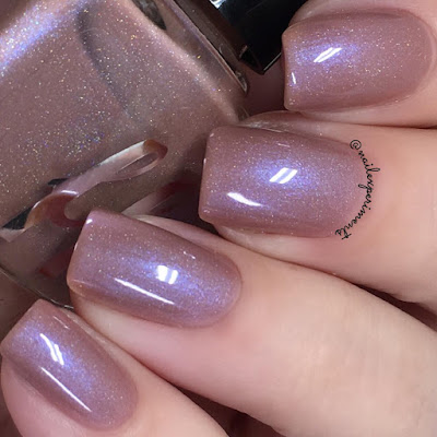 femme fatale a kindred spirit swatch from the green gables collection