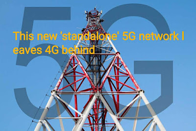 """This new 'standalone' 5G network leaves 4G behind  Vodafone is showcasig a supposed """"standalone"""" 5G network in Coventry University"""