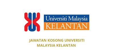 Jawatan Kosong UMK 2020 Universiti Malaysia Kelantan