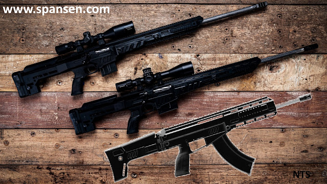 Small Arms And The Atamnirbhar Indian Initiatives - The Contenders