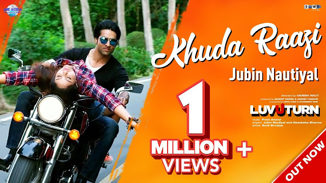 Khuda Raazi  Hindi  Lyrics - Luv U Turn