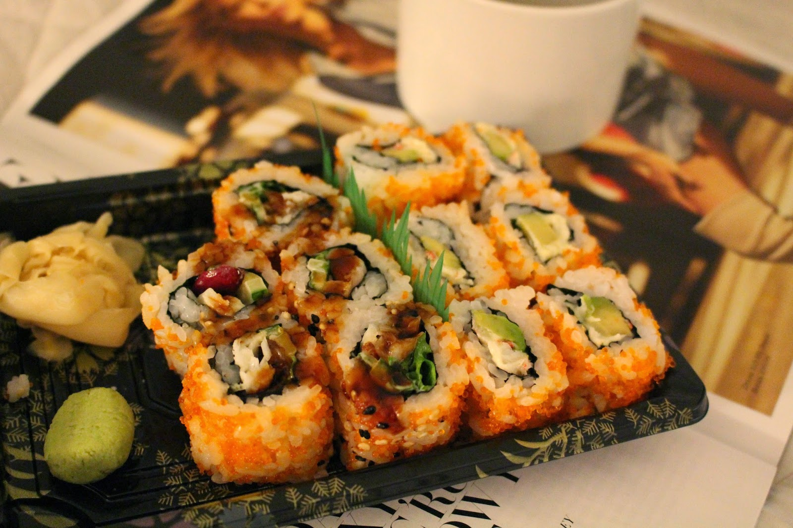 Ohisama Sushi Marylebone | London