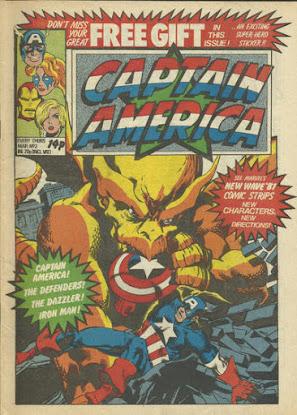 Captain America #2, Dragon Man