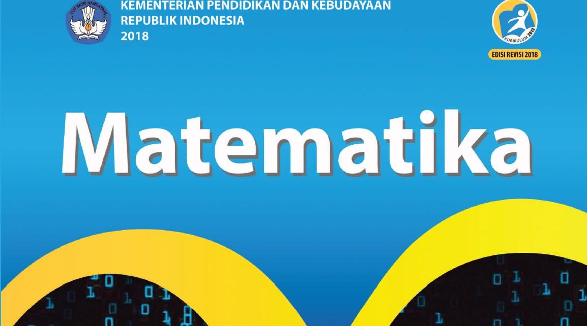Buku Matematika Kurikulum 2013 Revisi Terbaru
