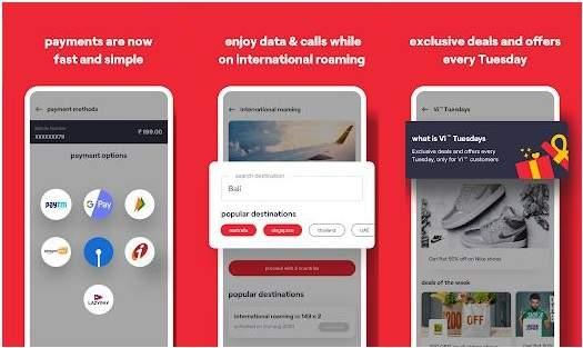 VI Free 1GB 4G Internet Data Offer For Vodafone Idea Users