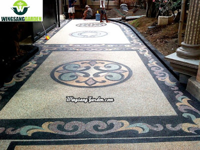 Jasa Tukang Batu Sikat Bojonegoro | Harga Pasang Lantai Carport Bojonegoro