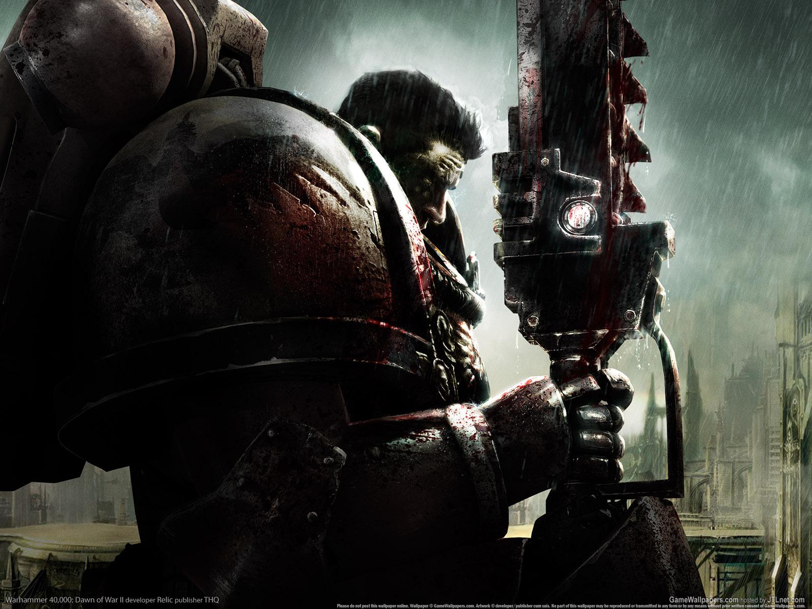 Cronicas De Un Cyborg Wallpaper Warhammer 40k