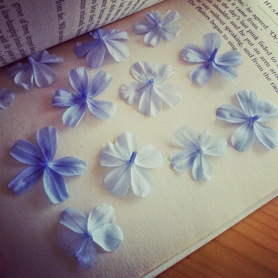 flori presate martisoare handmade circul magic