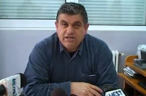 Βολές στην Περιφέρεια και τους δήμους από τον πρόεδρο του Εργατικού Κέντρου Καστοριάς, Γιώργου Μαλέα, για την ανεργία