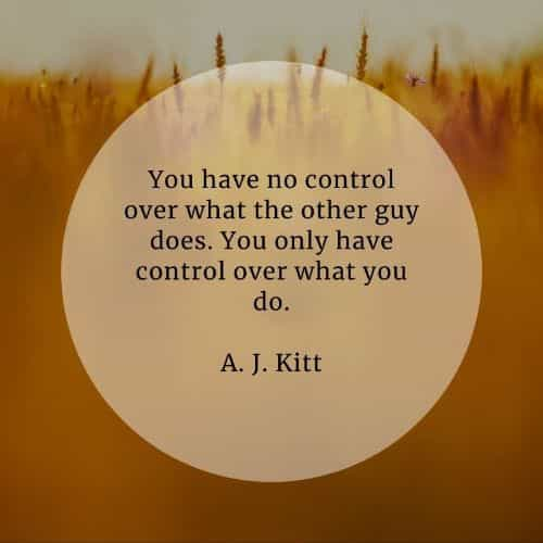Self control quotes that'll keep your impulses in check