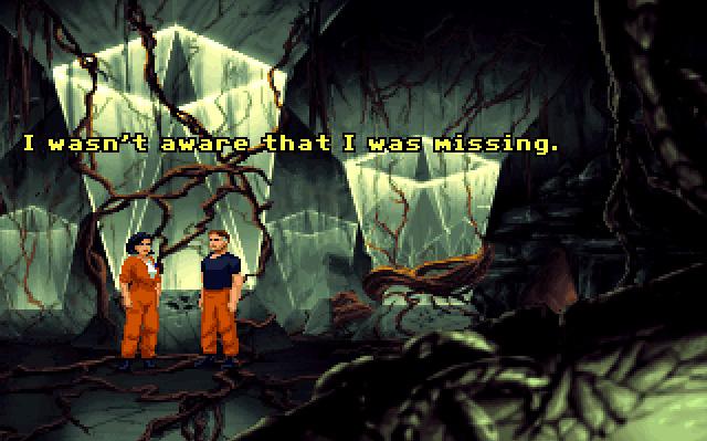 The Dig Captura de pantalla 13