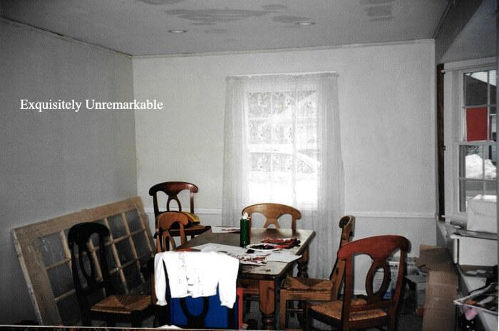 Pottery Barn Farmhouse Table