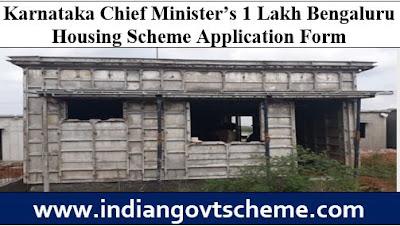 Bengaluru Housing Scheme