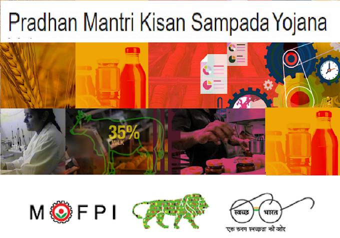 Pradhan Mantri Kisan Sampada Yojana 2019-20