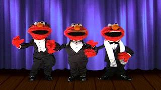 Elmo Singing